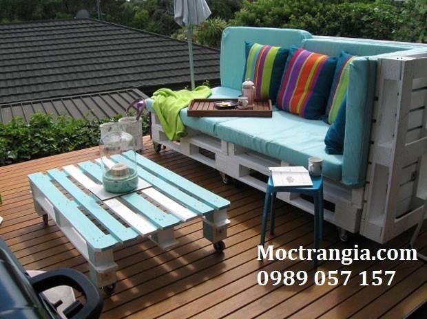 Bàn Ghế Quán Cafe - Ghế Sofa_Moctrangia.com
