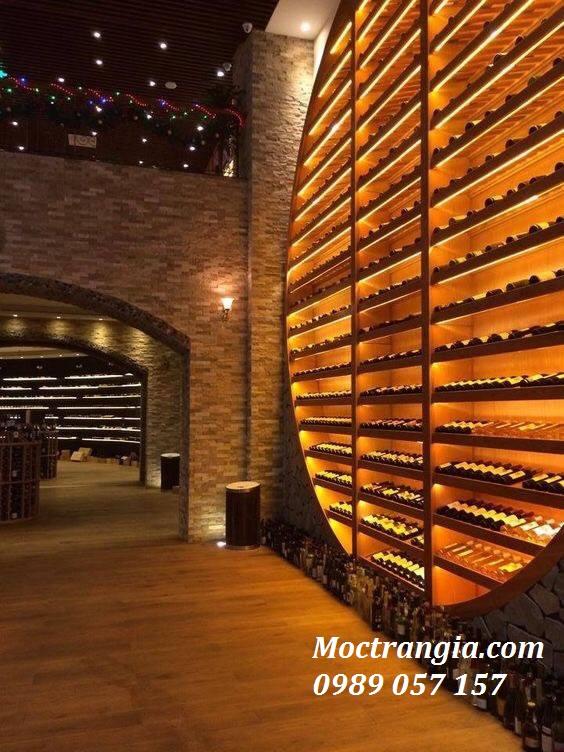 Thi Công Hầm Rượu Đẹp 012GT