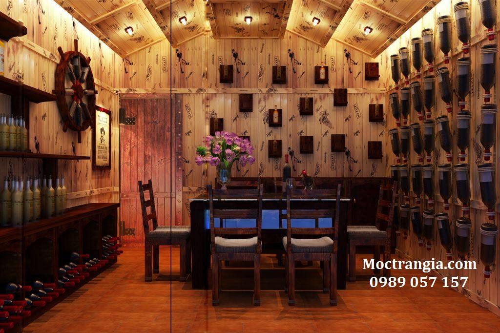 Hầm Rượu Vang Đẹp, Giá Rẻ Tại Tp.HCM