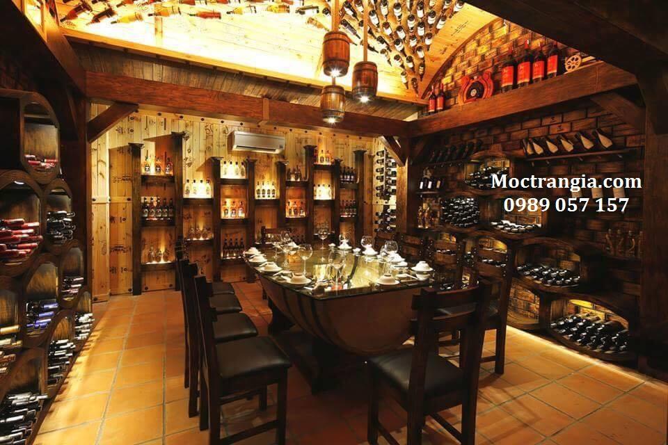 Hầm Rượu_Moctrangia