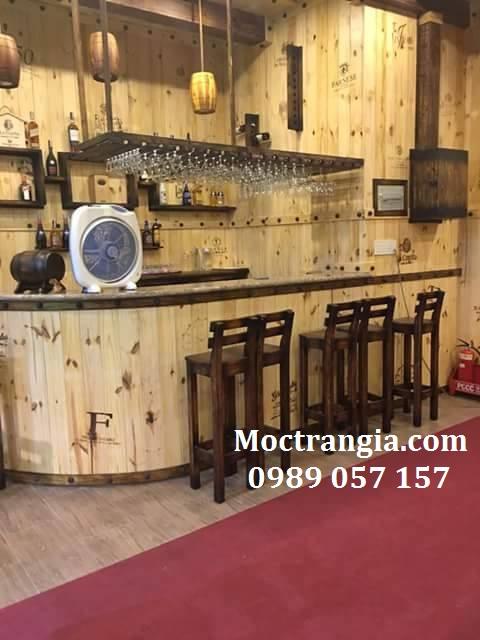 Thi Công Hầm Rượu Đẹp 035GT