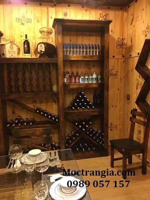 Thi Công Hầm Rượu Đẹp 034GT
