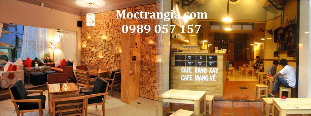 Bàn Ghế Quán Cafe 015GT