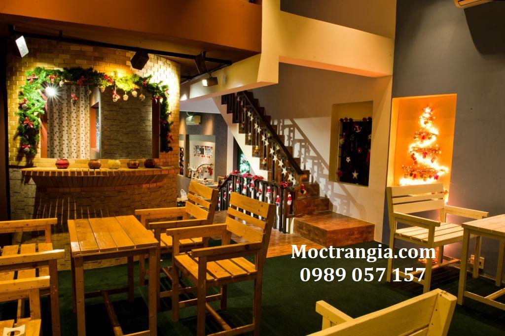 Bàn Ghế Quán Cafe 019GT