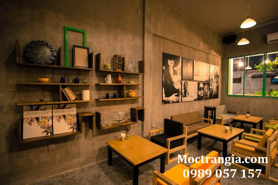 Bàn Ghế Quán Cafe 020GT