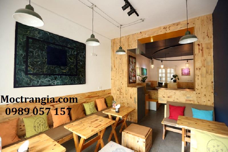 Bàn Ghế Quán Cafe 0212GT