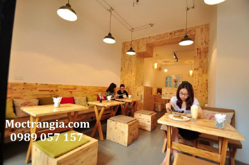 Bàn Ghế Quán Cafe 023GT