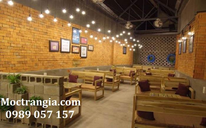 Bàn Ghế Quán Cafe 024GT