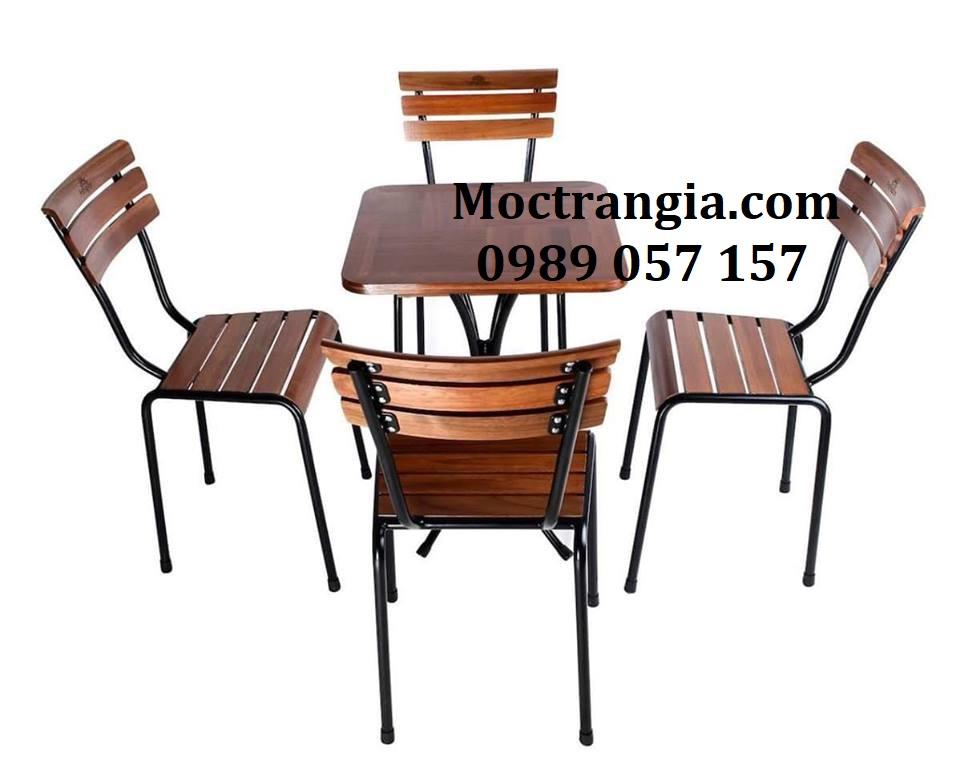 Bàn Ghế Quán Cafe 039GT