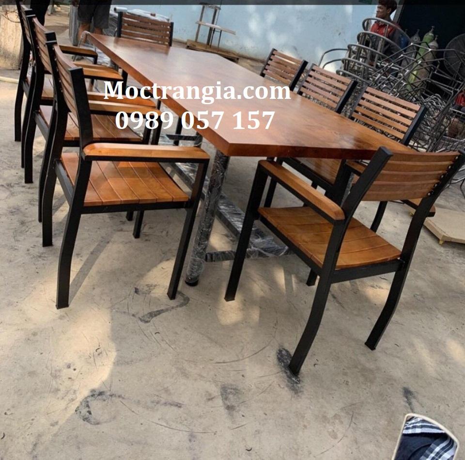 Bàn Ghế Quán Cafe 040GT