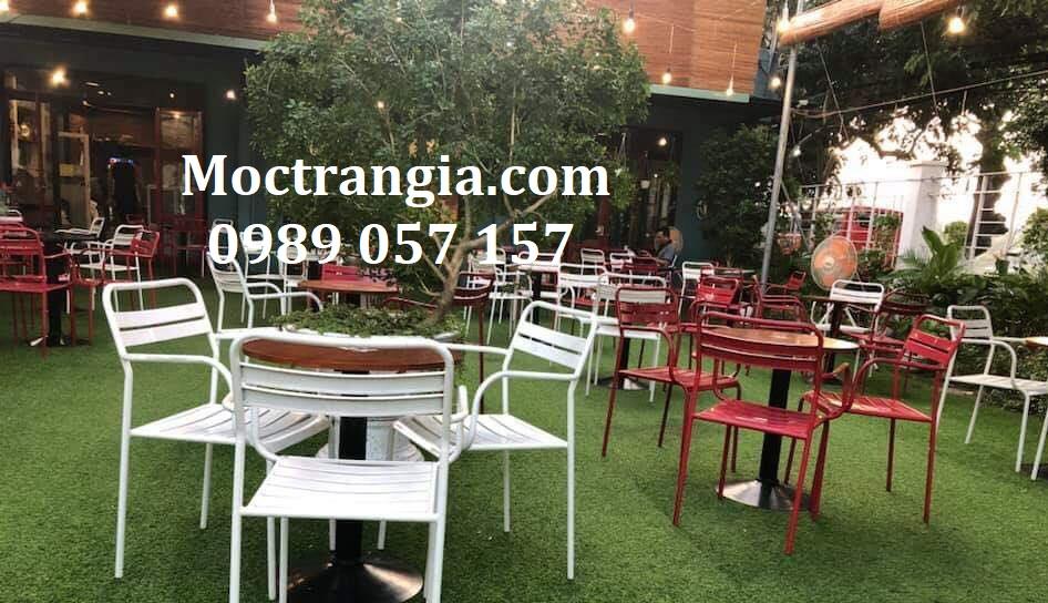 Bàn Ghế Quán Cafe 045GT