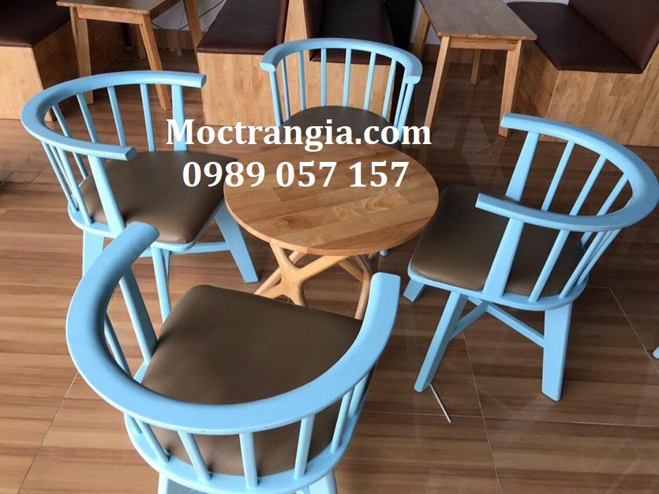 Bàn Ghế Quán Cafe 046GT