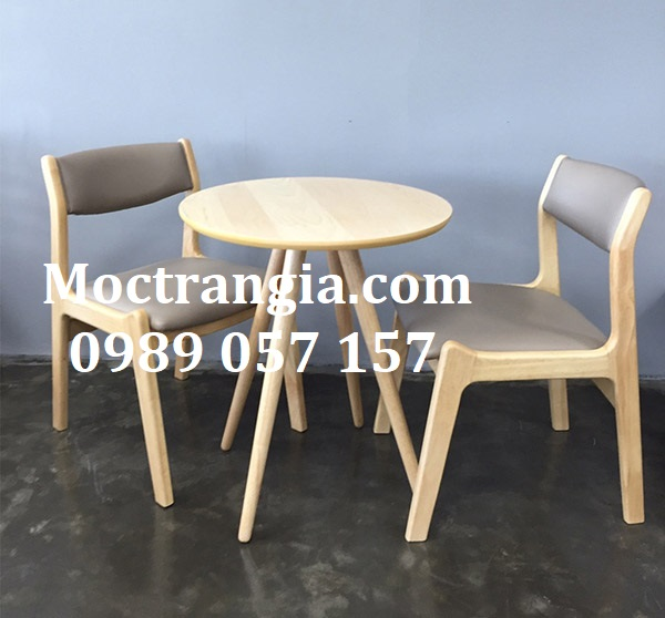 Bàn Ghế Quán Cafe 049GT