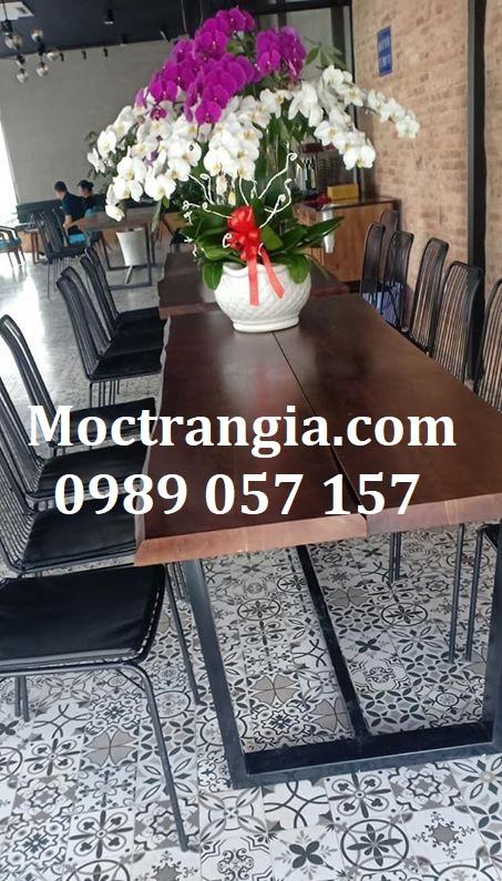 Bàn Ghế Quán Cafe 058GT