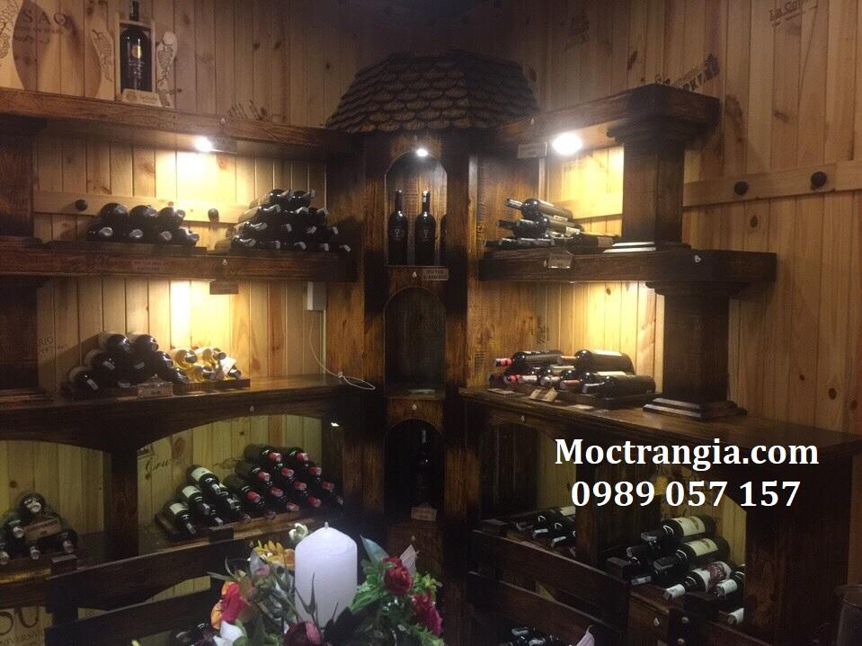 Thi Công Hầm Rượu Đẹp 065GT