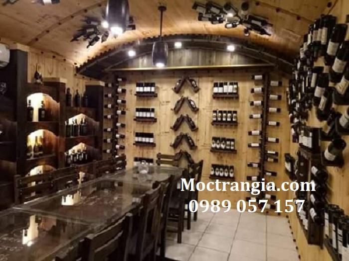 Hầm Rượu Gia Đình 003GT