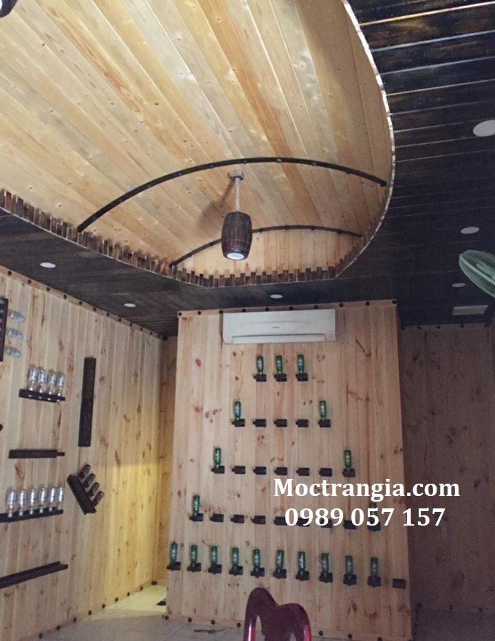 Hầm Rượu Gia Đình 004GT