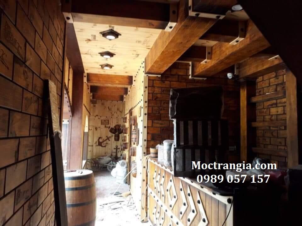 Hầm Rượu Gia Đình 005GT