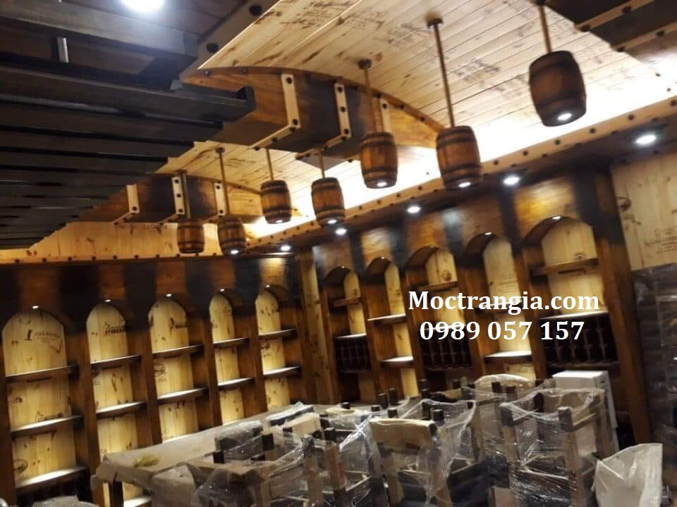 Hầm Rượu Gia Đình 007GT