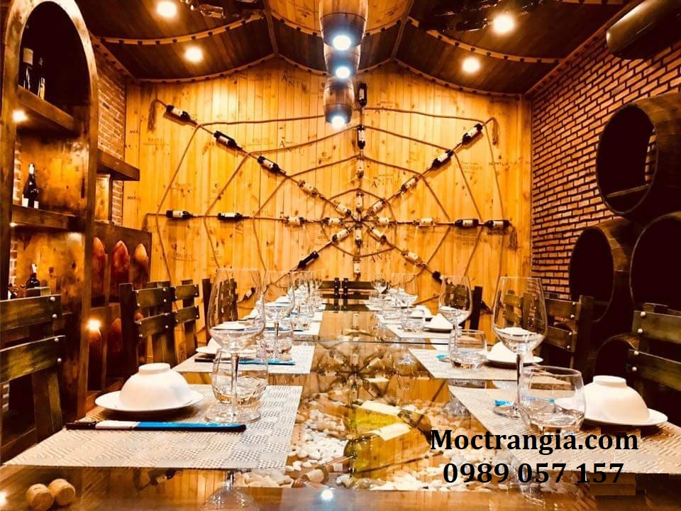 Hầm Rượu Gia Đình 020GT