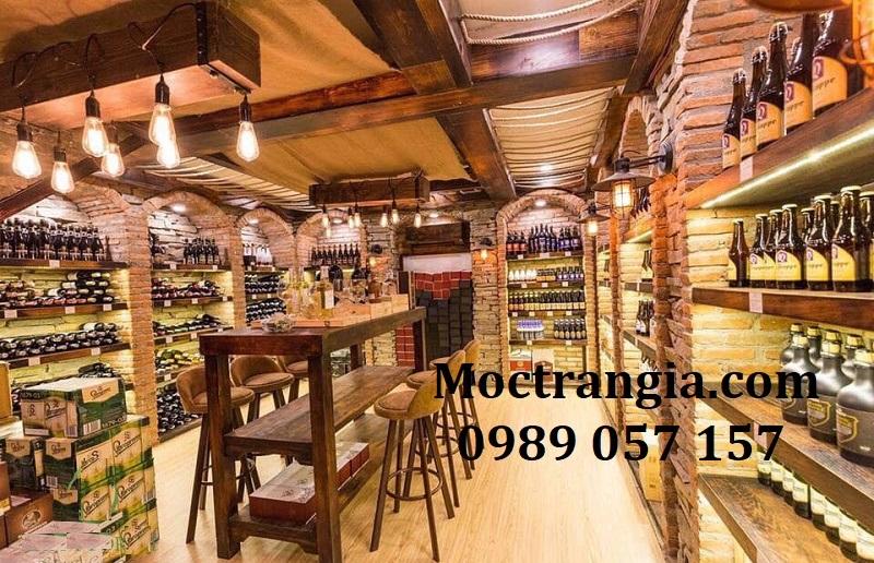 Hầm Rượu Gia Đình 033GT