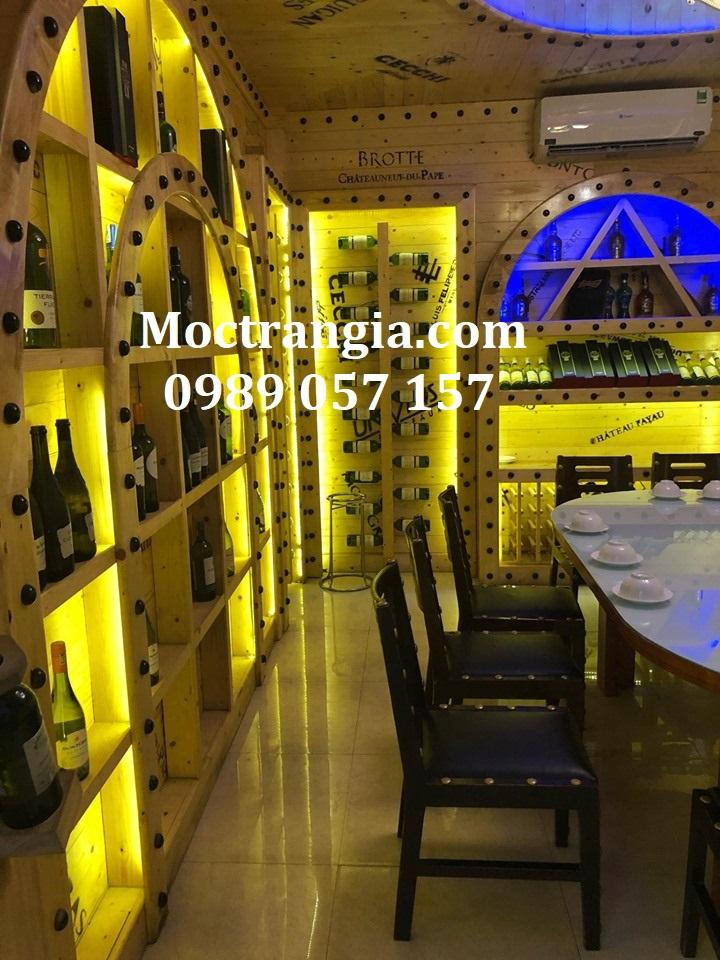 Hầm Rượu Gia Đình 047GT