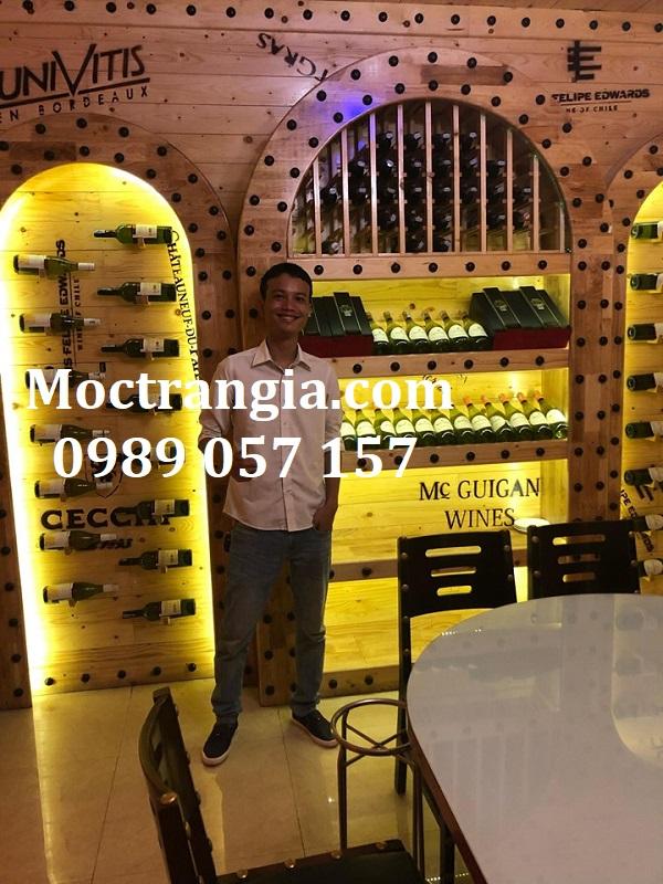 Hầm Rượu Gia Đình 049GT