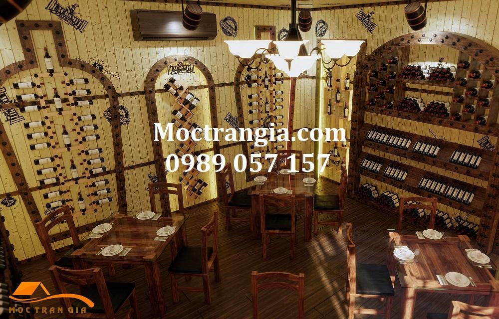 Hầm Rượu Gia Đình 051GT
