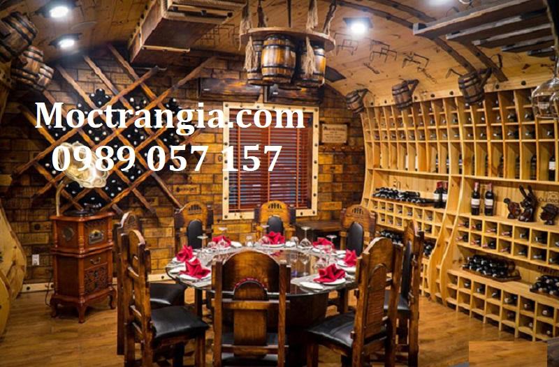Hầm Rượu Gia Đình 082GT