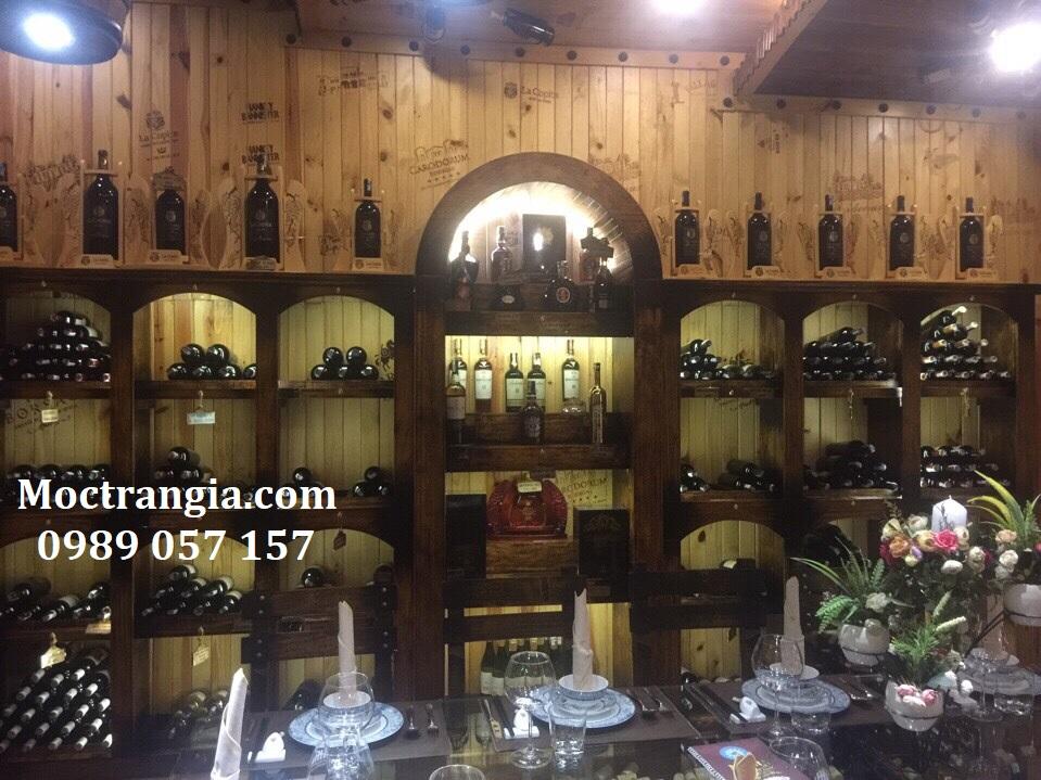 Hầm Rượu Gia Đình 012GT