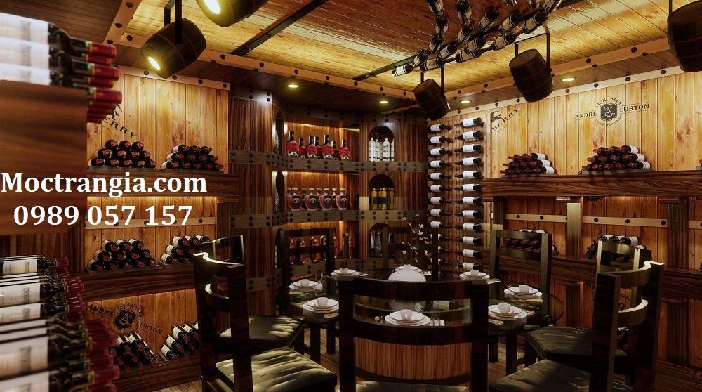 Hầm Rượu Gia Đình 021GT