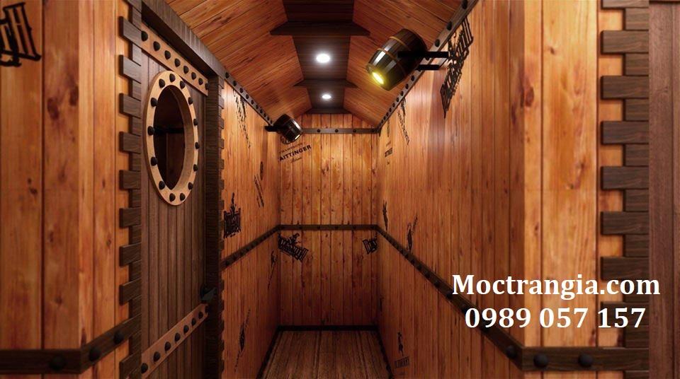 Hầm Rượu Gia Đình 023GT
