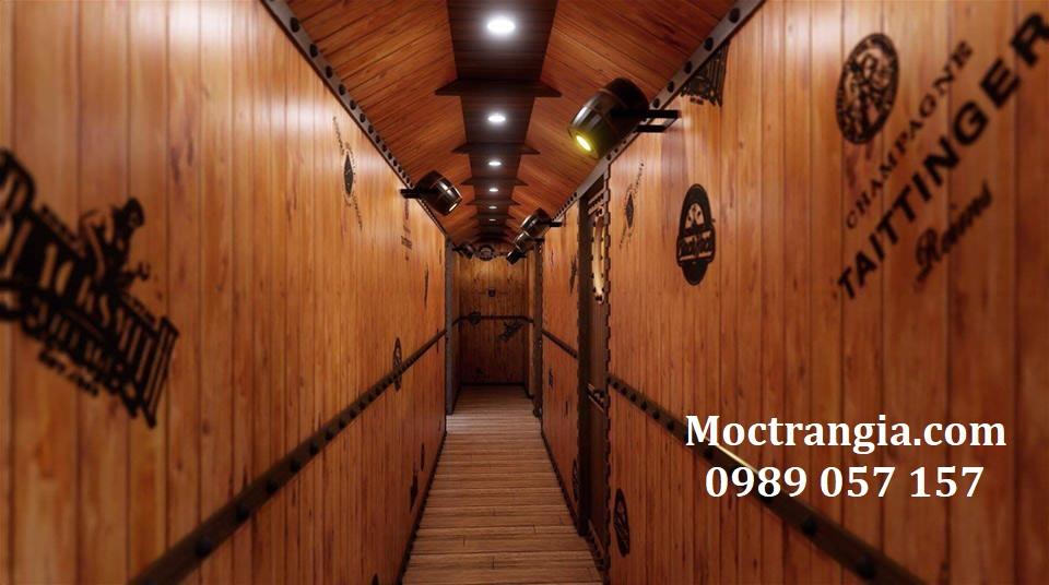 Hầm Rượu Gia Đình 024GT