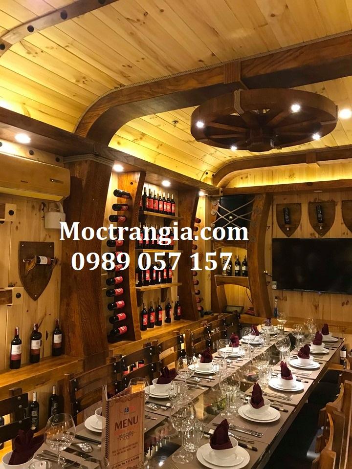 Hầm Rượu Vang 047GT