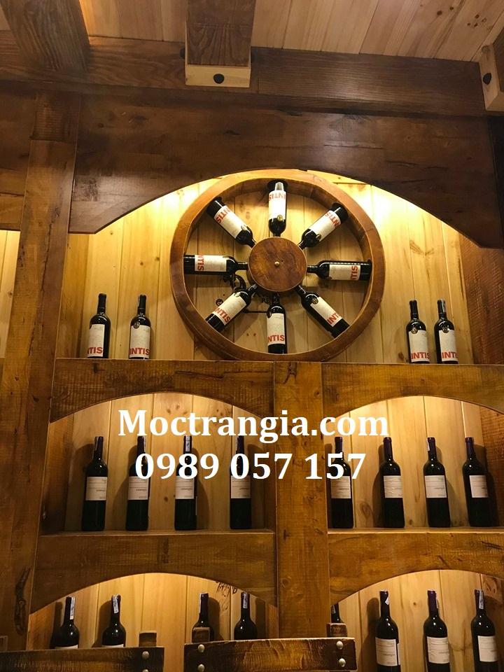 Kệ Rượu Đẹp 052GT