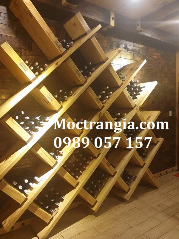 Kệ Rượu Đẹp 054GT