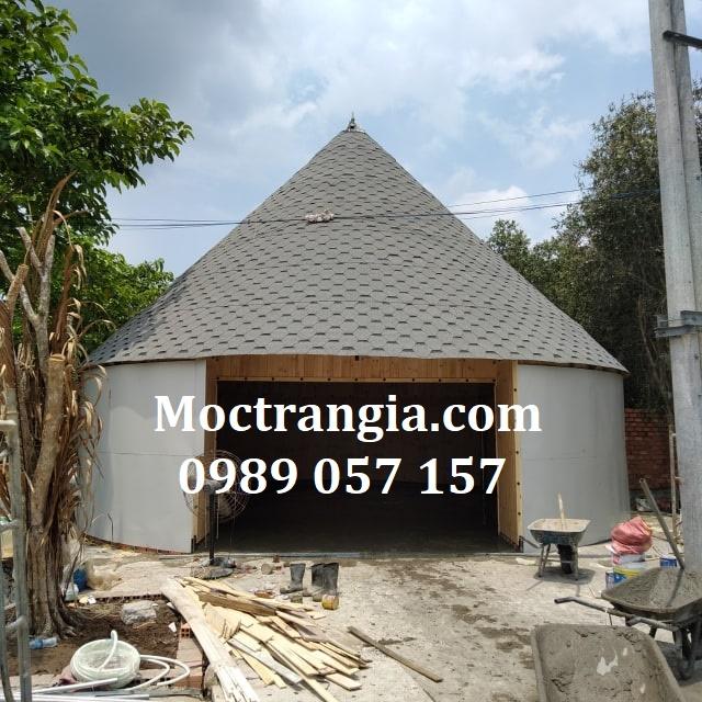 Thi Công Trọn Gói Nhà Gỗ Homestay 036GT