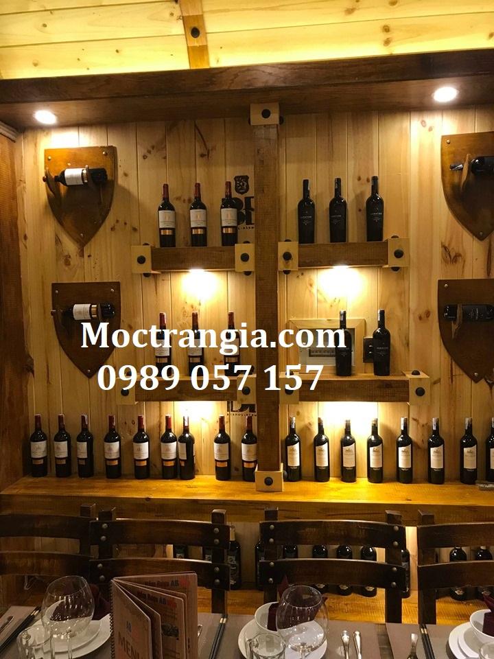 Nhà Hàng Hầm Rượu Đẹp 048GT