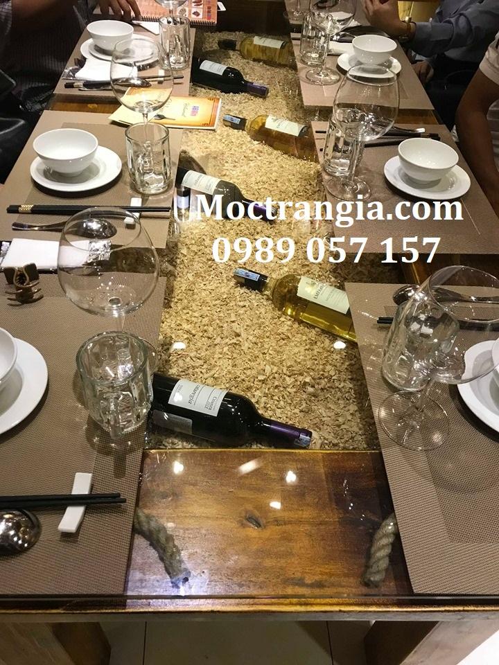 Nhà Hàng Hầm Rượu Đẹp 049GT