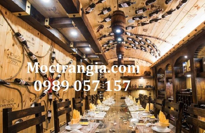 Nhà hàng hầm rượu 071GT