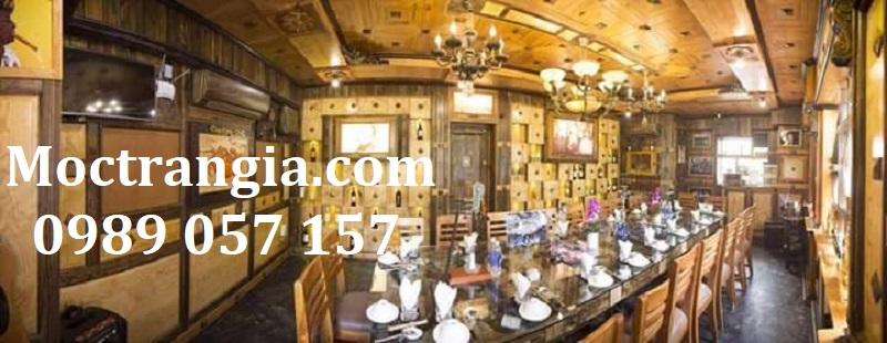 Nhà Hàng Hầm Rượu Đẹp 094GT