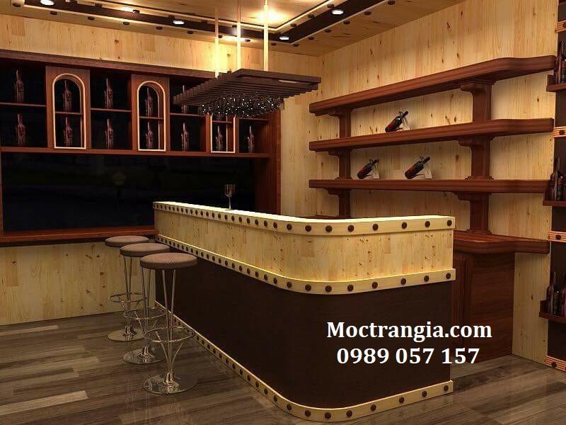Quầy Bar Cafe Đẹp_Moctrangia.com