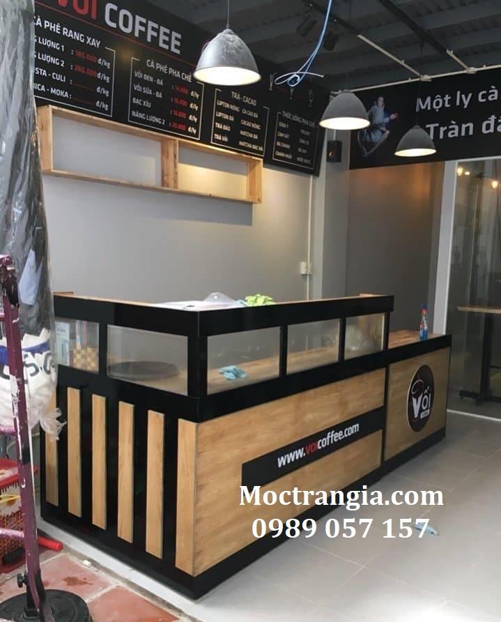 Quầy Bar Cafe Giá Rẻ 047GT