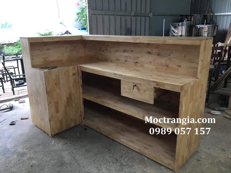 Quầy Bar Cafe Giá Rẻ 054GT