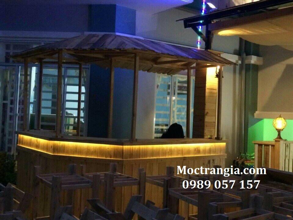 Quầy Bar Cafe Giá Rẻ 065GT