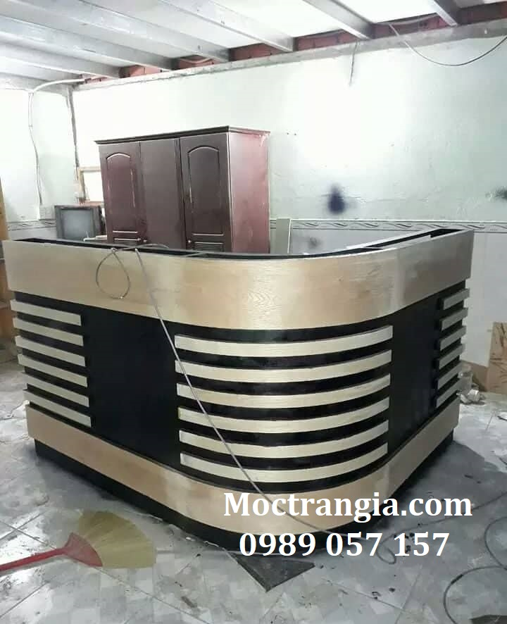 Quầy Bar Cafe Giá Rẻ 079GT