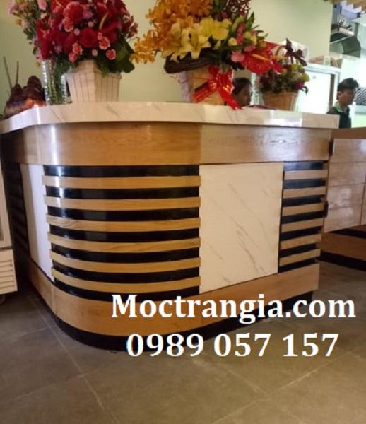 Quầy Bar Cafe Giá Rẻ 083GT