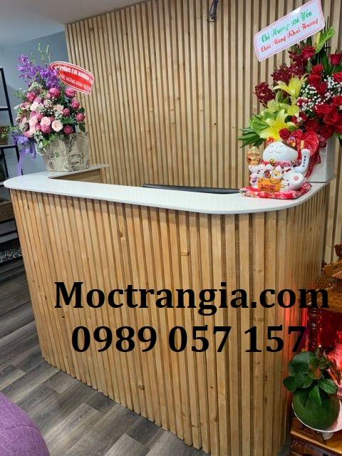 Quầy Bar Cafe Giá Rẻ 101GT