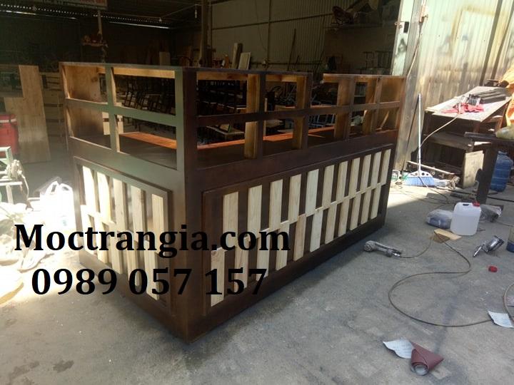 Quầy Bar Cafe Giá Rẻ 103GT
