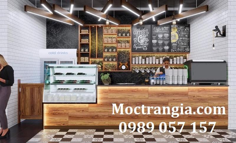 Quầy Bar Cafe Giá Rẻ 134GT